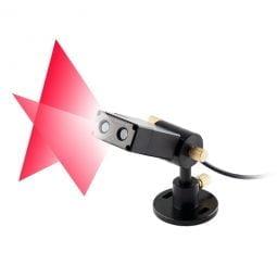 Cruce laser industriala