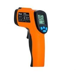 Termometru TM550 cu infraroșu și fascicul laser, măsurare suprafețe
