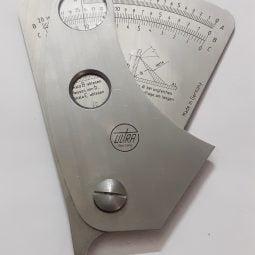 Calibru pentru sudura 0-20mm