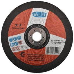 Disc abraziv pentru polizat inox 178x6x22_23 Standard