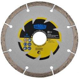 Discuri diamantate Tăiat Universal - pentru polizoare unghiulare