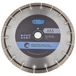 Discuri diamantate Tăiat Granit - pentru polizoare unghiulare