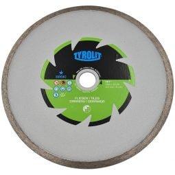Disc diamantat pentru taiat Gresie/Faianta 230x2x22.23 Basic*