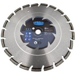 Disc diamantat pentru taiat asfalt 350x3.2x25.4 Premium***