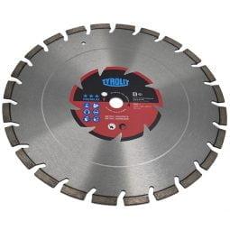 Disc diamantat pentru taiat beton 400x3.2x25.4 Premium***