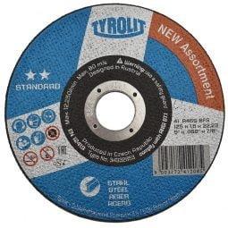 Disc abraziv pentru taiat metal 125×1,6×22_23 Standard